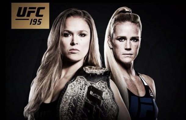 Pesagem do UFC 193 Ronda Rousey - Holly Holm