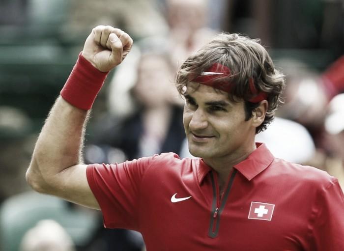 Roger Federer anuncia desistência da Olimpíada e não joga mais em 2016