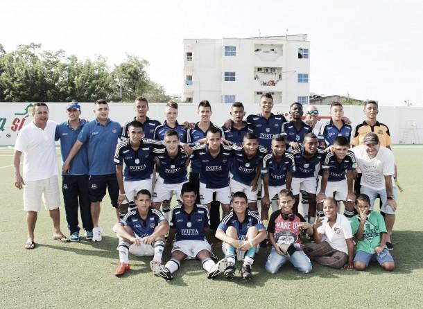 Concluyó el Torneo Internacional Infantil 2015, en Cartagena de Indias