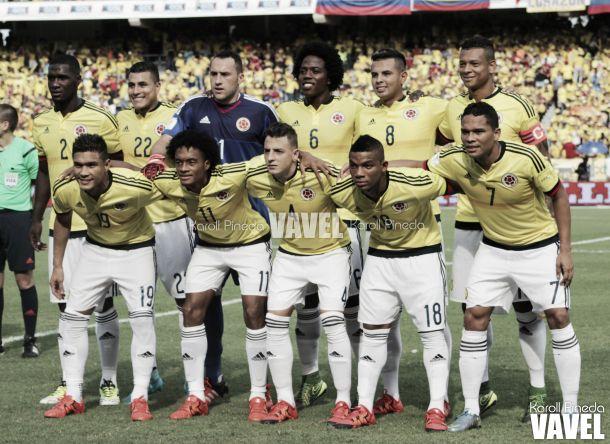 Resultado Argentina vs Colombia (3-0)