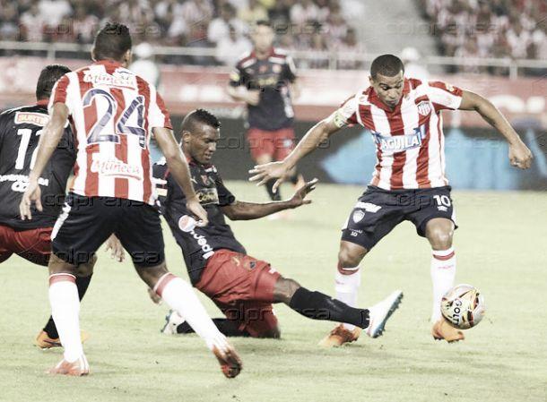 Dimayor falló: Medellín vence a Junior por 0-3