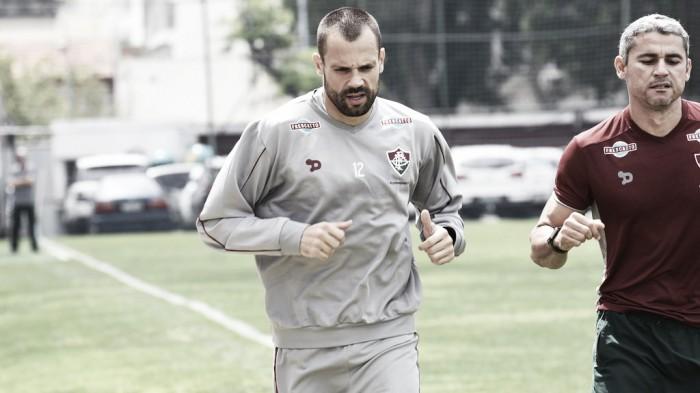 Levir Culpi descarta retorno de Diego Cavalieri no Fla-Flu