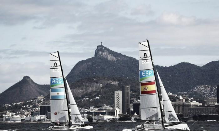 Río 2016: Lange y Carranza se mantienen a punto