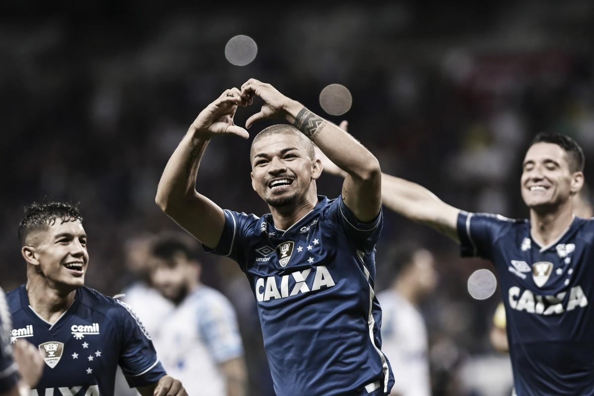 De saída para o América-MG, Judivan se despede da torcida do Cruzeiro em redes sociais