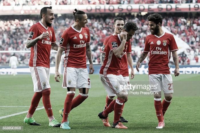 Benfica : Via aberta para o título ?