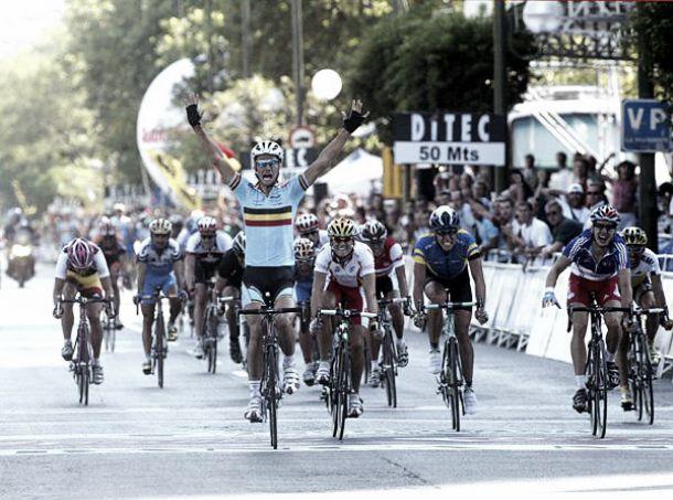 Otros Mundiales de ciclismo celebrados en España