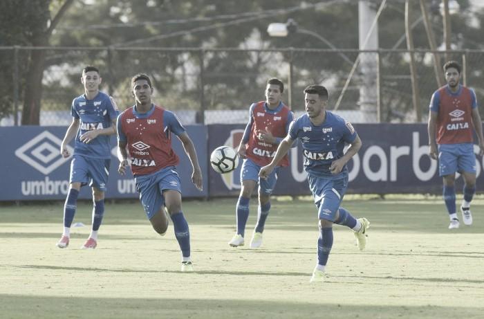 Promessas, Murilo e Raniel celebram chance de disputar final pelo Cruzeiro
