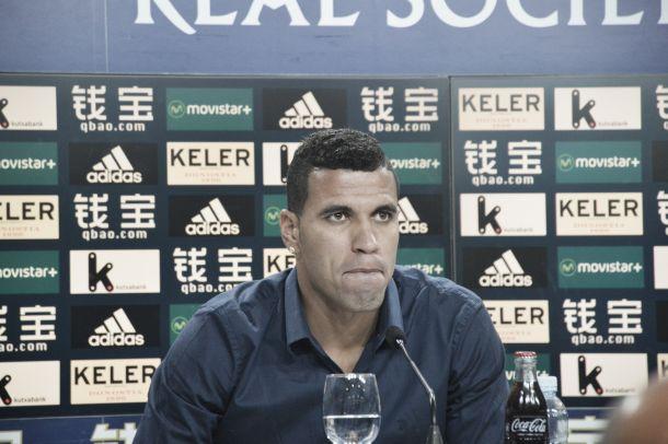 """Jonathas: """"El mayor motivo para venir a la Real Sociedad ha sido el proyecto que me han ofrecido"""""""