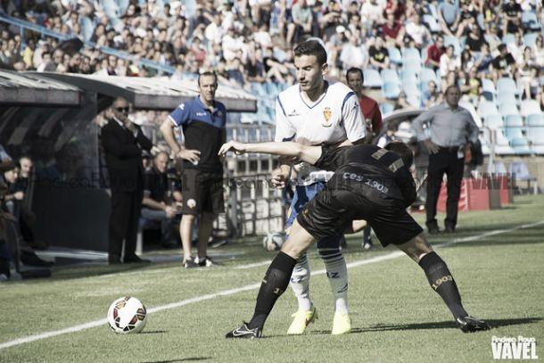 Fotos e imágenes del Real Zaragoza 1-1 CE Sabadell, de la cuarta jornada de Segunda División