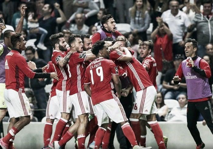 Boavista x Benfica - Até já, Taça!