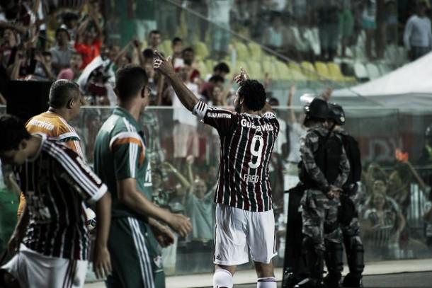 Após gol contra Avaí, Fred se torna o quinto maior artilheiro da história do Fluminense