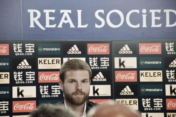 """Asier Illarramendi: """"Volver a la Real Sociedad nunca es dar un paso atrás"""""""