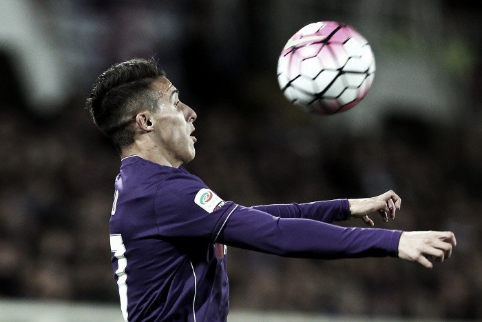 Fiorentina loan Tello for a further season