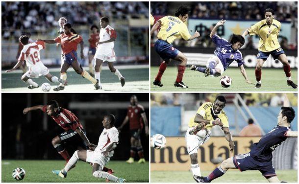 Historial: La Selección Colombia ante las selecciones asiáticas