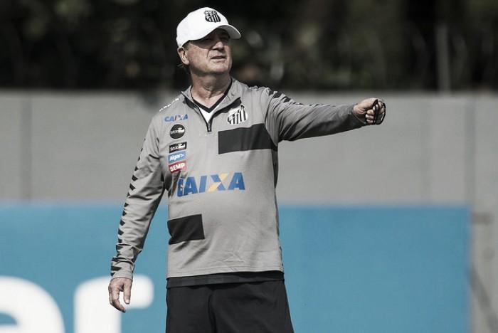 Em ascensão, Levir Culpi pode igualar marca invicta de Dorival Júnior no Santos