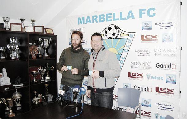 José Trujillo no continuará en el Marbella FC