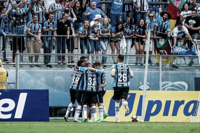 Grêmio goleia Veranópolis sem piedade e garante classificação às semifinais