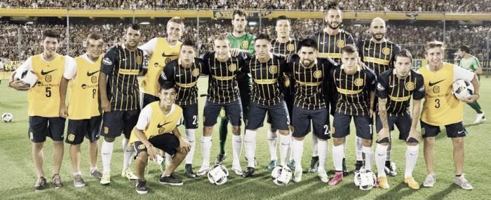 Rosario Central y sus antecedentes con equipos uruguayos