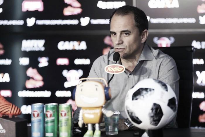 Flamengo desaprova briga de Rhodolfo e Vizeu, mas não revela punição dada aos jogadores