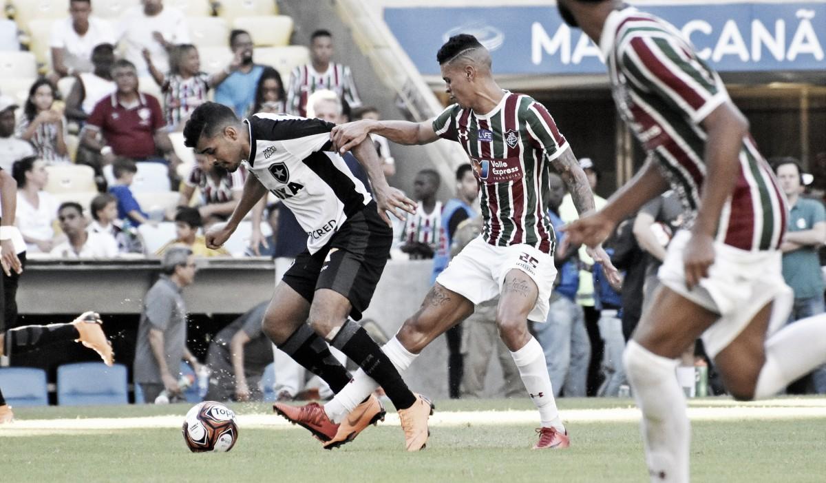 Notas: Botafogo vai mal e acaba derrotado pelo Fluminense em decisão da Taça Rio