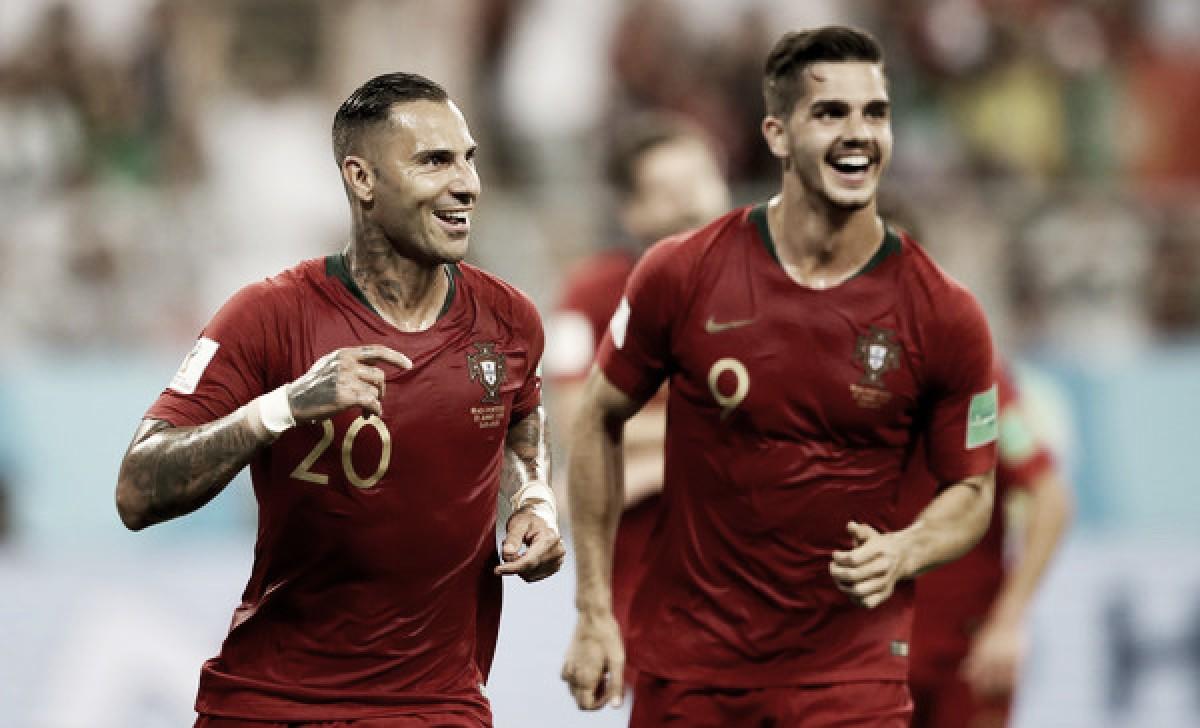 Portugal se clasificó con suspenso