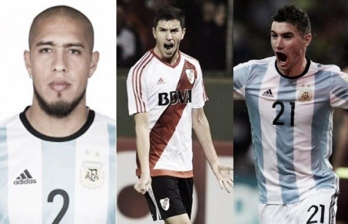 Selección argentina con acento riverplatense