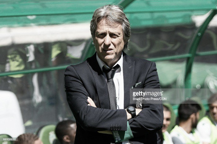 Jorge Jesus a caminho do Paris Saint-Germain