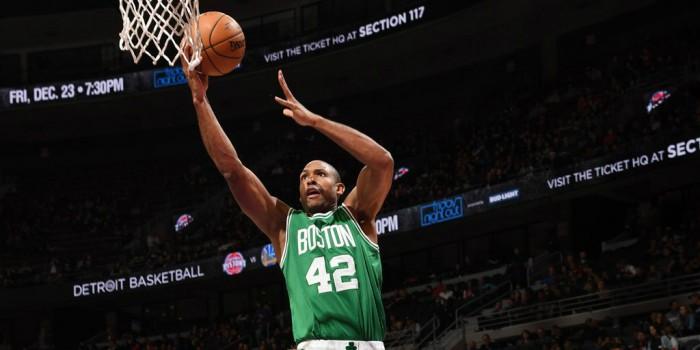 Horford volvió y le dio el triunfo a los Celtics