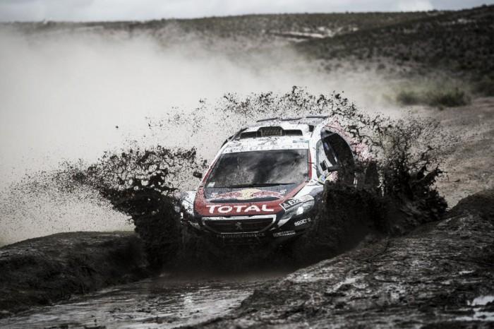 Cancelada la primera etapa del Dakar 2016