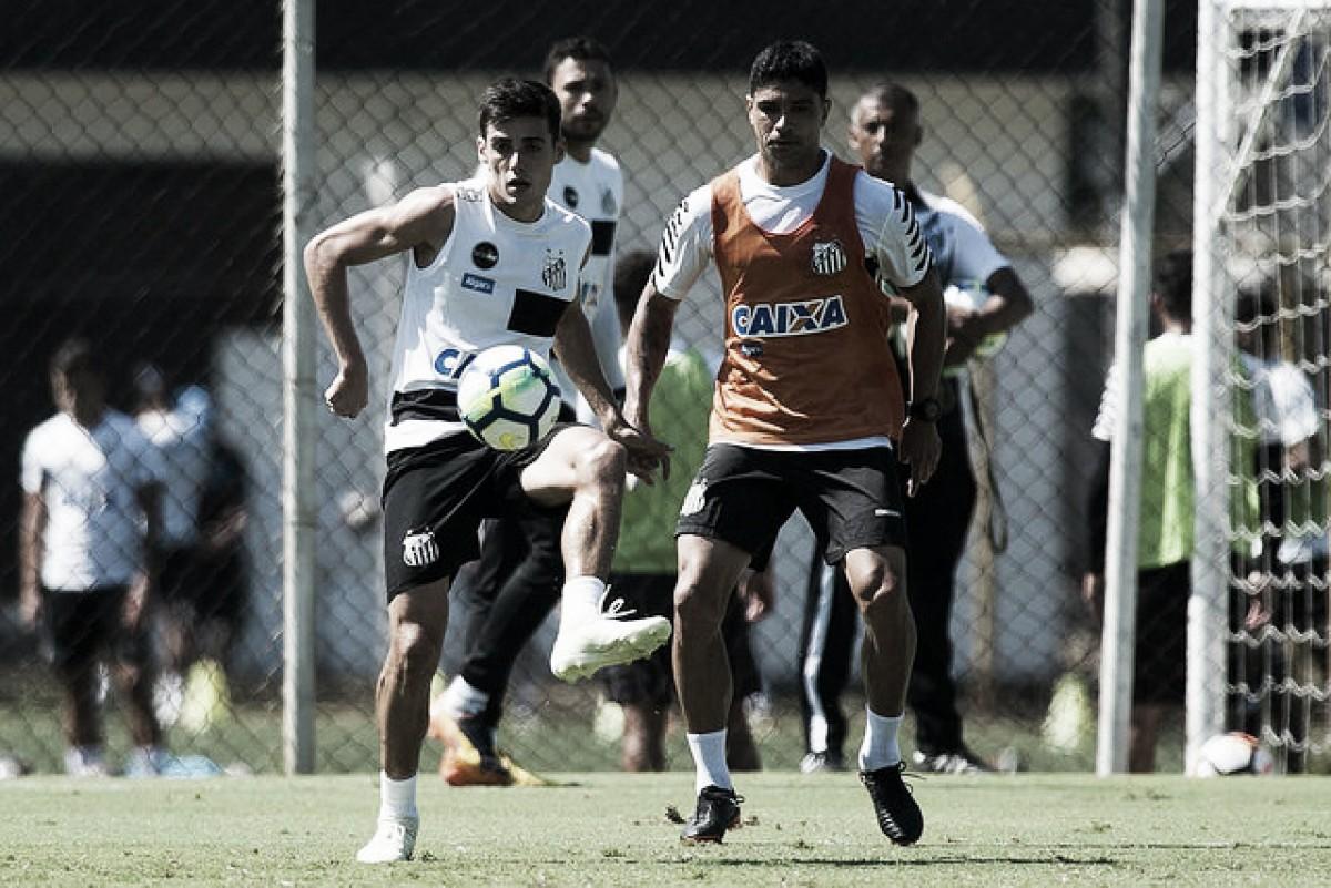 Por vitória no aniversário, Santos recebe o Ceará pela estreia do Campeonato Brasileiro