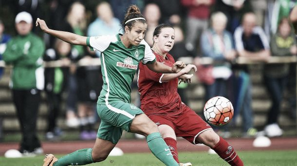 Frauen-Bundesliga round-up: Wolfsburg's demolition of Jena sees them sit top after matchday one