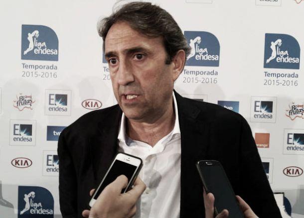 """Luis Casimiro: """"El objetivo es la salvación y crecer institucionalmente"""""""