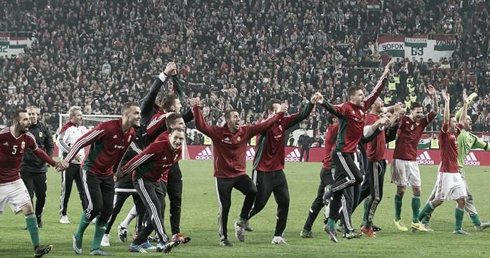 Hungary boss Stock names final 23 man squad
