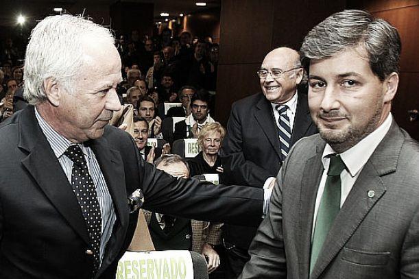 Sporting: Sócios aprovam processos contra antigos dirigentes