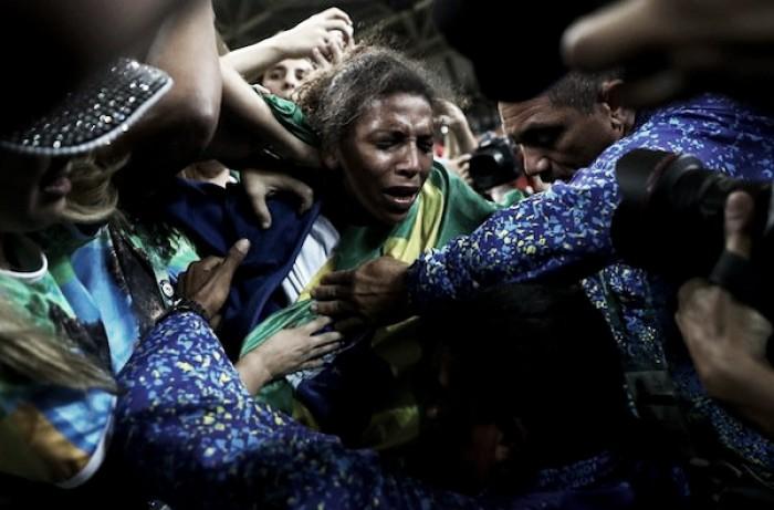 Rafaela Silva supera racismo e depressão para conquistar o ouro olímpico na Rio 2016