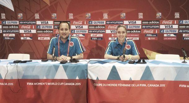 Selección Colombia Femenina ultimó detalles previos al debut
