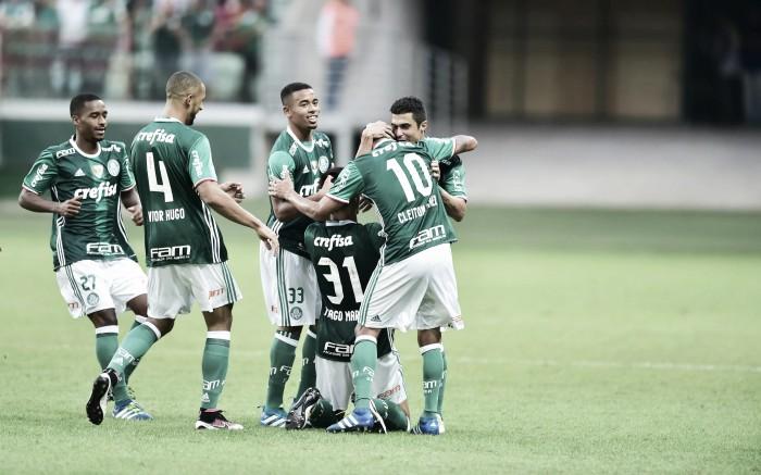 Buscando voltar ao topo da tabela, Palmeiras enfrenta Santa Cruz no Allianz Parque
