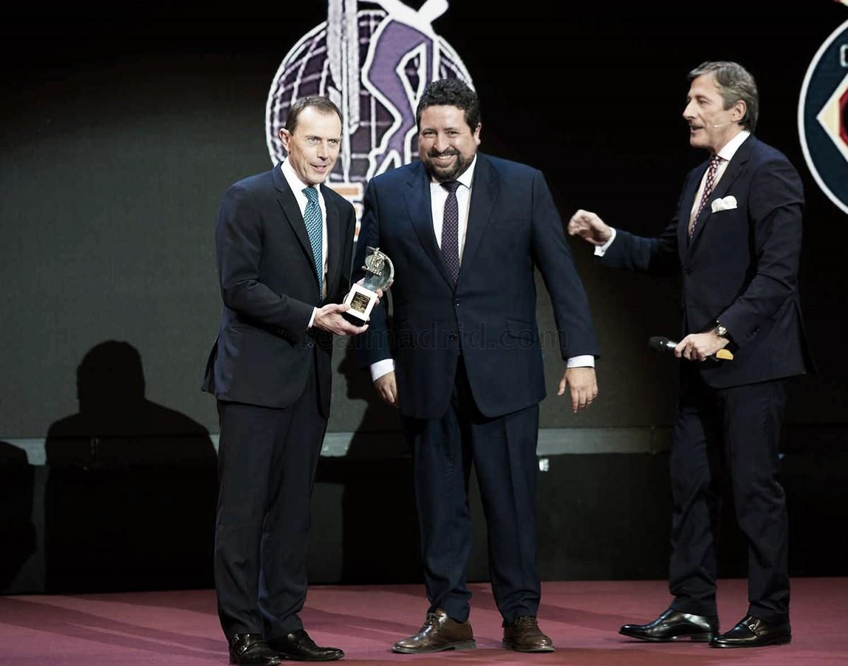 El Real Madrid, galardonado por la Asociación Española de la Prensa Deportiva