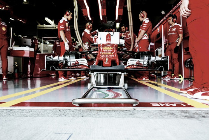 Luca Baldisserri, ex ingeniero de Ferrari, arremete contra la 'Scudería'
