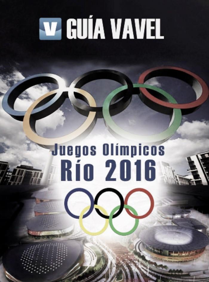 Guía VAVEL Juegos Olímpicos Río 2016