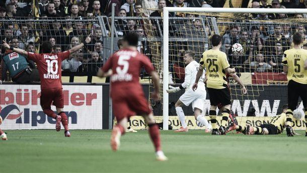 Bayer Leverkusen vs Borussia Dortmund en vivo y directo online