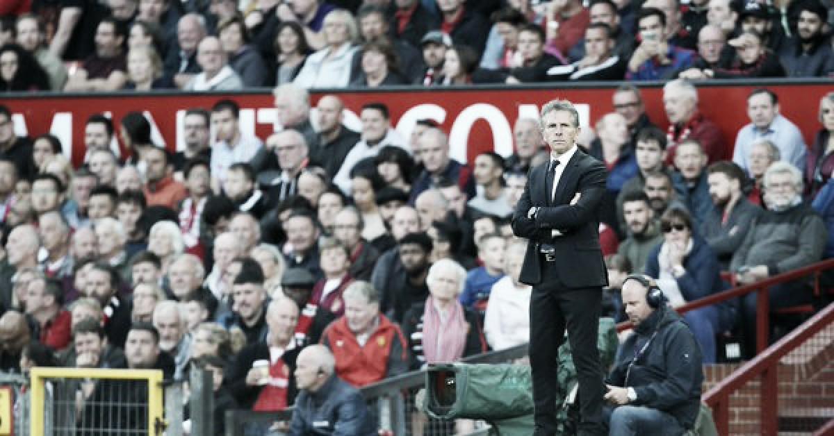 """Claude Puel lamenta derrota do Leicester na estreia da Premier League: """"Resultado injusto"""""""