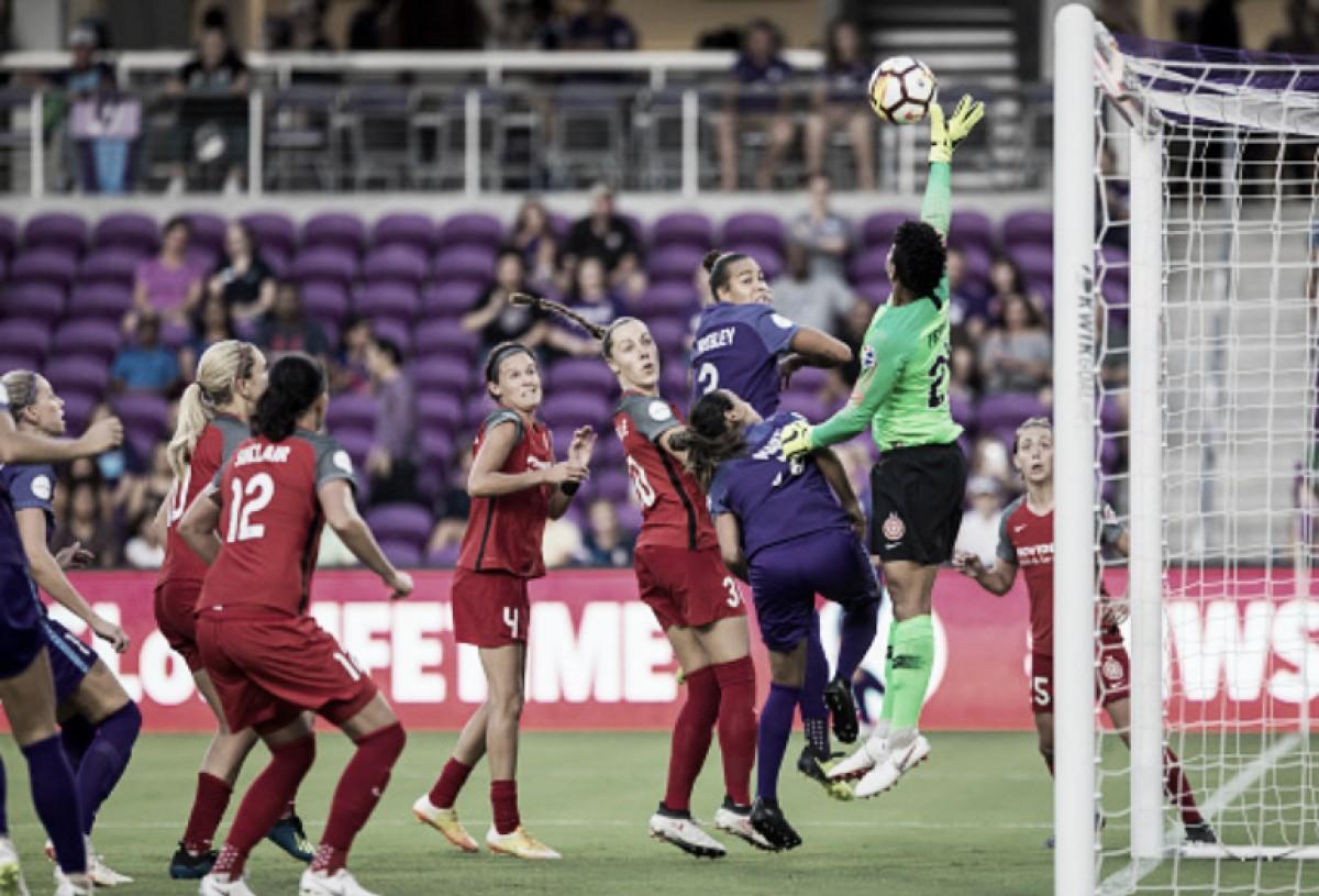 Portland Thorns FC shutout Orlando Pride to claim third place