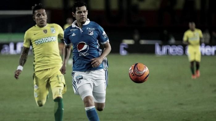 """Pedro Franco: """"Gracias hinchada azul por el apoyo desde el comienzo hasta el final"""""""