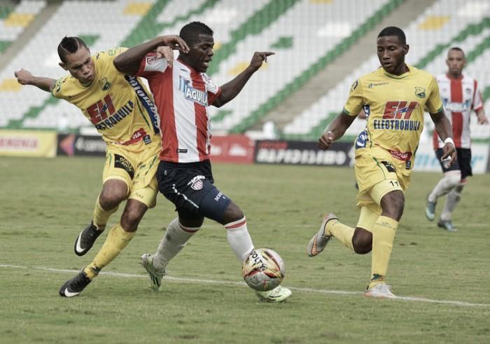 Yessy Mena es nuevo jugador del Atlético Huila
