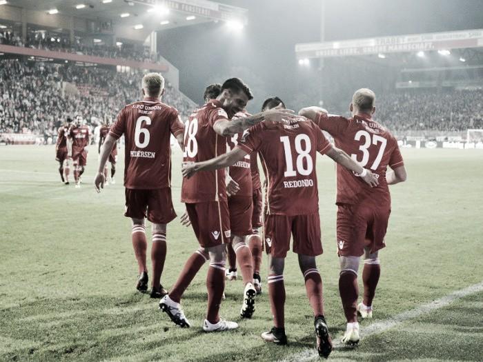 Union Berlin decide a partida na primeira etapa e vence o St. Pauli na 2. Bundesliga
