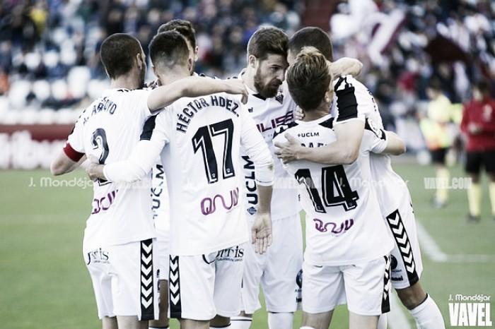 Fotos e imágenes del Albacete Balompié 2-0 UD Almería, jornada catorce