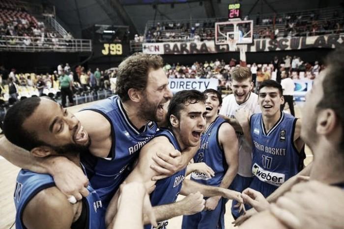 ¡Vamos los pibes: Bahía Basket es finalista de la Liga de las Américas!
