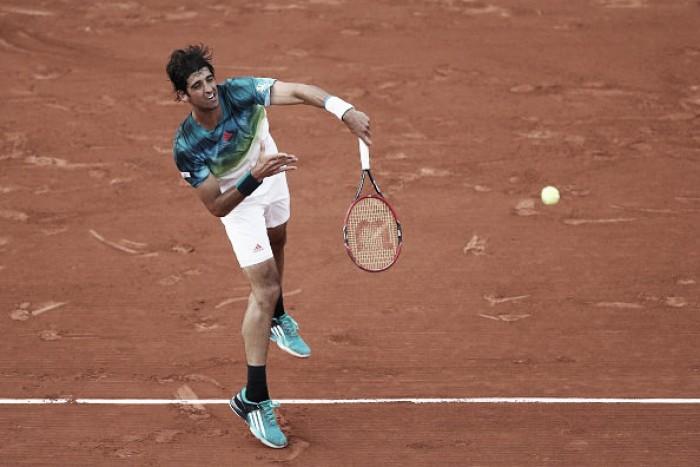 Bellucci perde para Gasquet e é eliminado na primeira rodada de Roland Garros