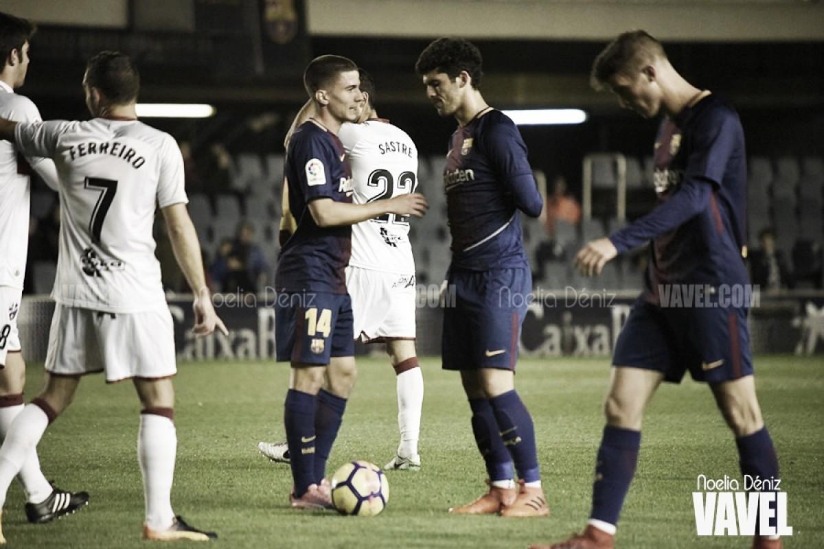 Previa SD Huesca – FC Barcelona B: prohibido fallar